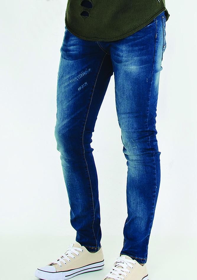 Ανδρικό Jean I-Fashion Denim