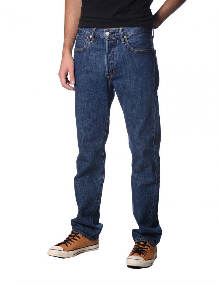 LEVIS Παντελόνι 501 LEVISORIGINAL FIT STONE LEV005010114315