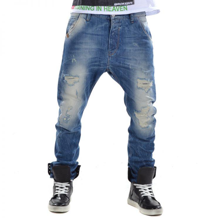 Brokers Jeans 818-3502-Denim