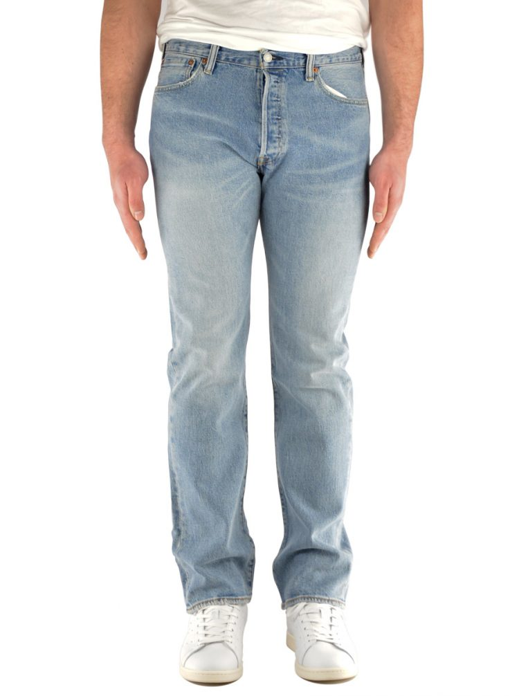 LEVIS JEAN 501 - REGULAR FIT (00501-2368)
