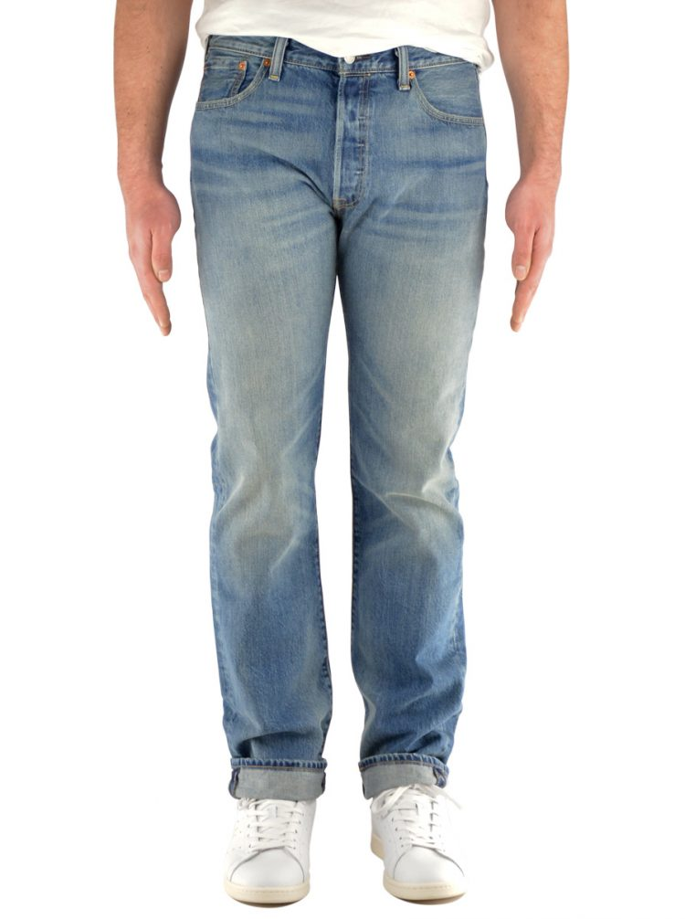 LEVIS JEAN 501 - REGULAR FIT (00501-2415)