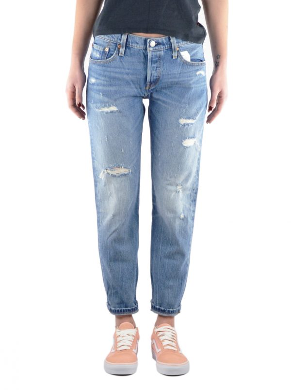 LEVIS JEAN 501CT - CROPPED (17804-0073)