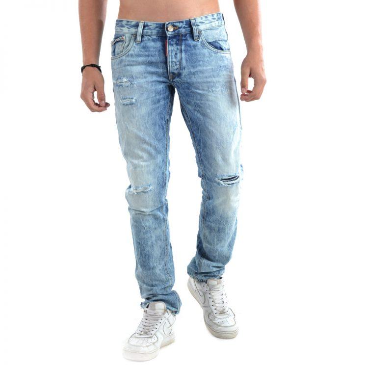Brokers Jeans-16017-505-3445-Denim