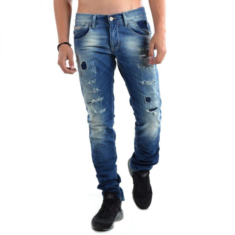 Brokers Jeans-16017-507-3137-Denim