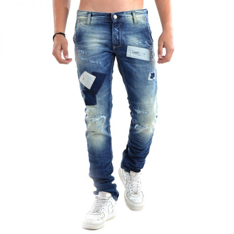 Brokers Jeans-16017-508-3544-Denim