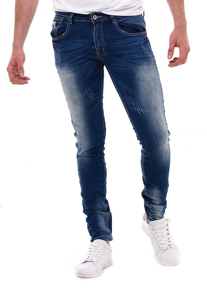 Ανδρικό Jean Blue Comfort