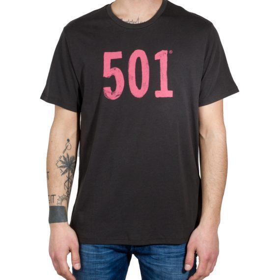 LEVIS T-Shirt GRAPHIC SETIN NECK 501 PAINT P LEV17783-0278 117