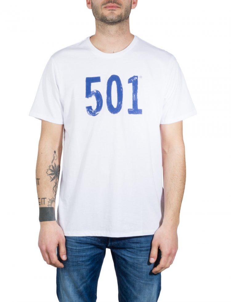 LEVIS T-Shirt GRAPHIC SETIN NECK 501 PAINT W LEV17783-0277 117