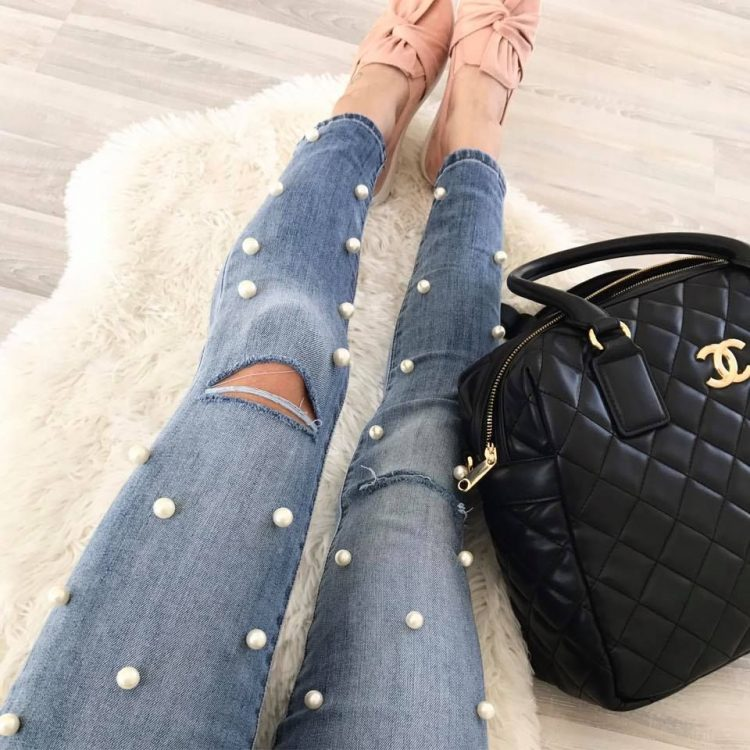 BLUE PEARL JEANS