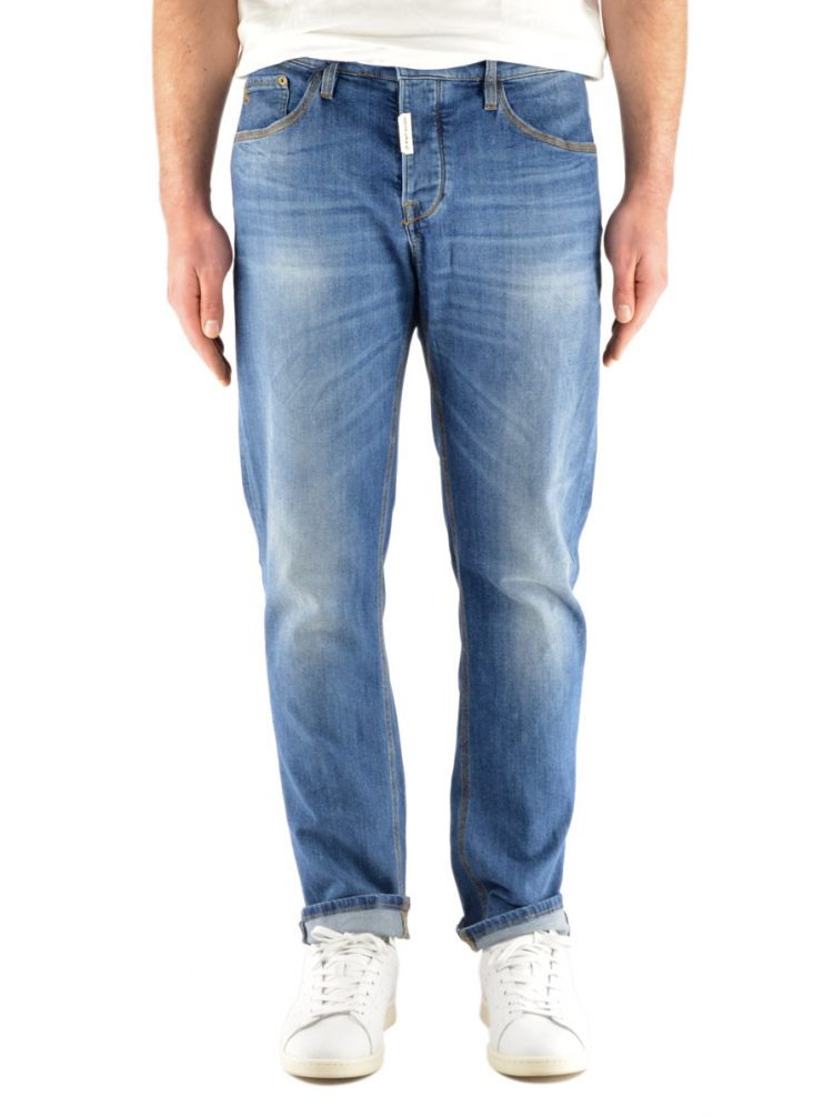 STAFF JEAN SAPPHIRE MAN - TAPERED SLIM FIT (815.042.B2.037)