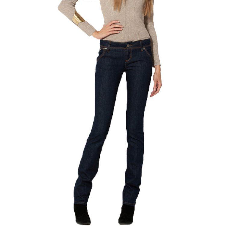 """Γυναικείο παντελόνι τζιν """"Erin103"""" Seven L.A"""