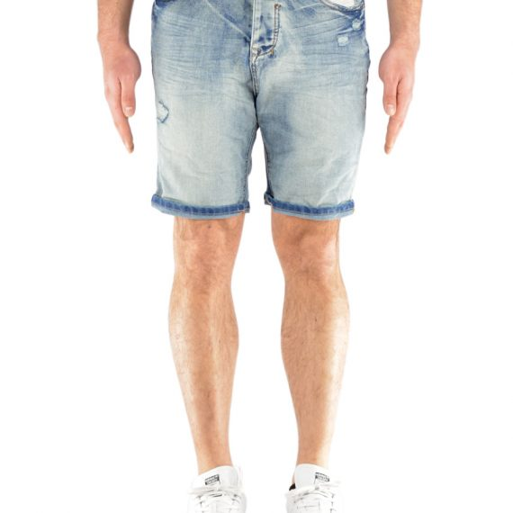 SUBLEVEL SHORT JEAN - SLIM FIT (H8315I61215KM50)
