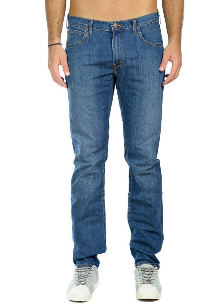 LEE JEAN DAREN ZIP FLY - REGULAR SLIM FIT (L707ACHJ)