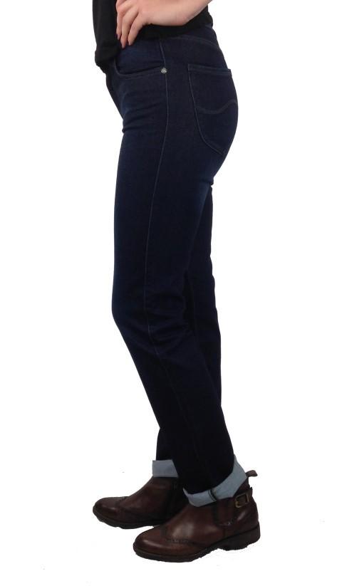 Τζιν Lee Marrion L301SWWΟ (BlueBlack) 1