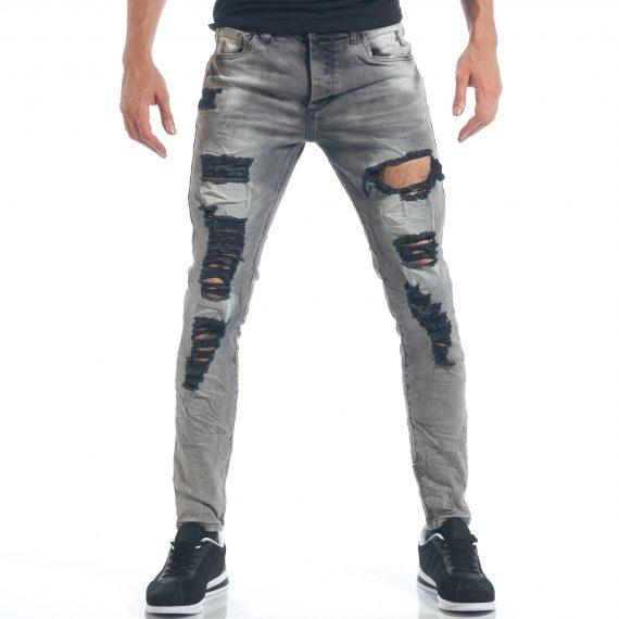 Ανδρικό γκρι τζιν Always Jeans