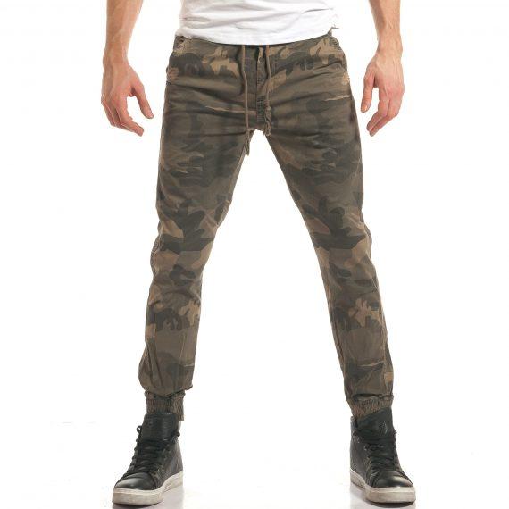 Ανδρικό καμουφλαζ παντελόνι XZX-Design