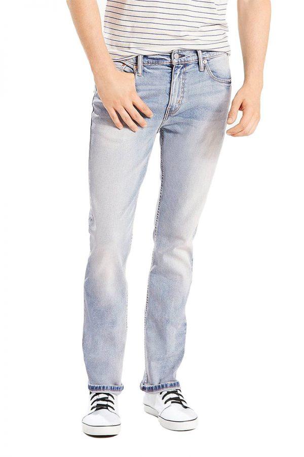 Ανδρικό LEVI'S 511™ slim fit jeans byrd