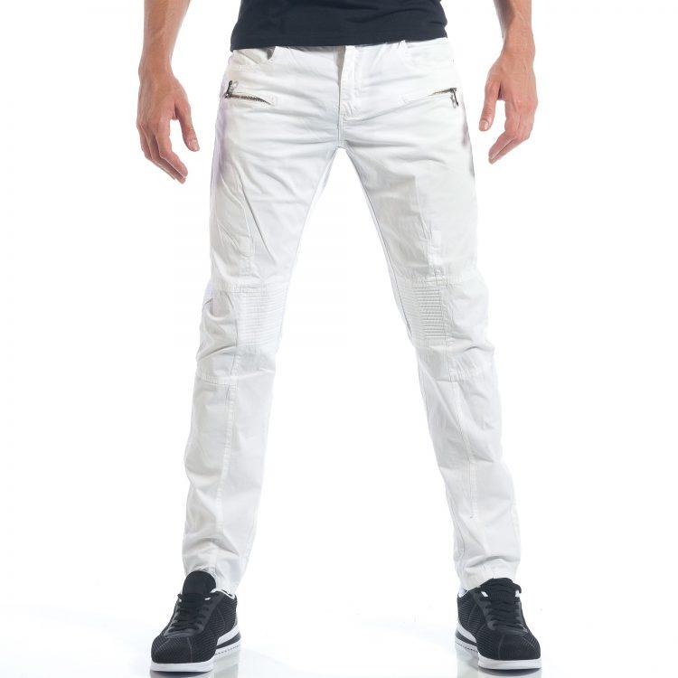 Ανδρικό λευκό παντελόνι Y-Two
