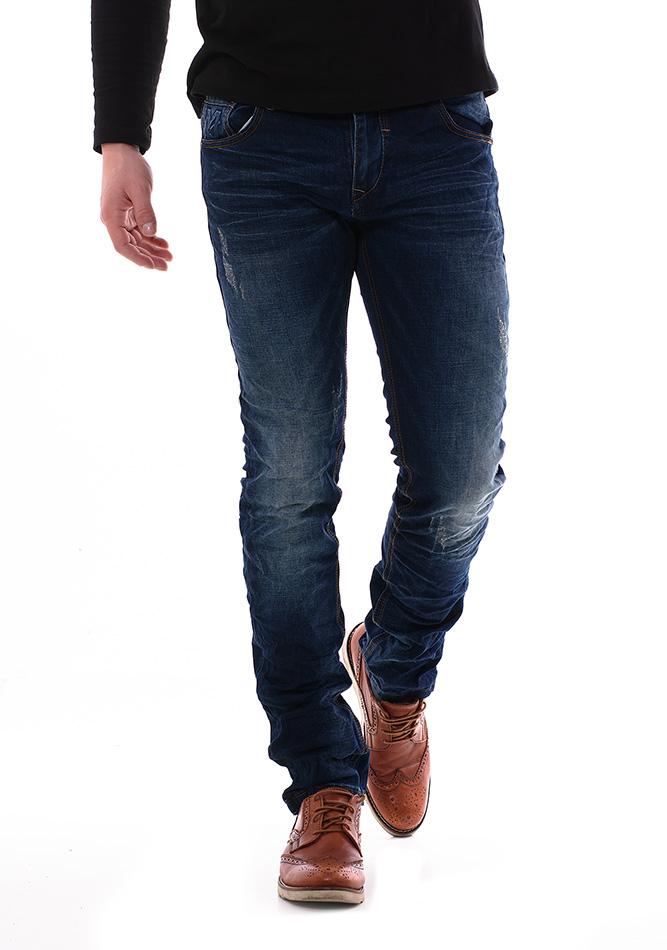 Ανδρικό Jean Παντελόνι Flex Style