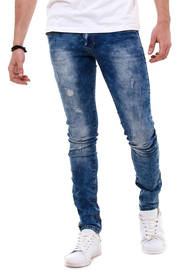 Ανδρικό Jean Blue Yes