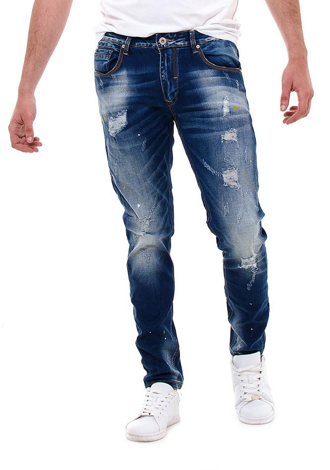 Ανδρικό Jean Blue Same