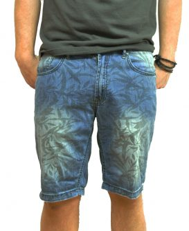Automatic Denim Shorts