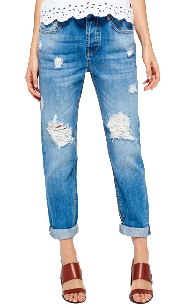 Superdry Harper Boyfriend Jeans (Denim)