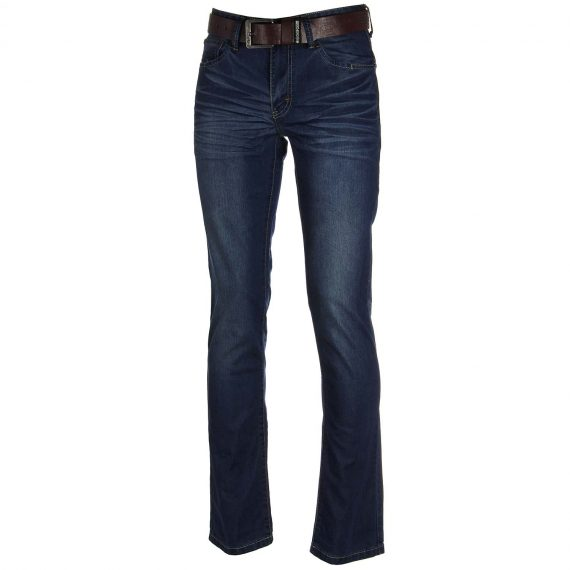 Crosshatch New Farrow Ser55 Jeans M ( CH2B108288M1-BLU )