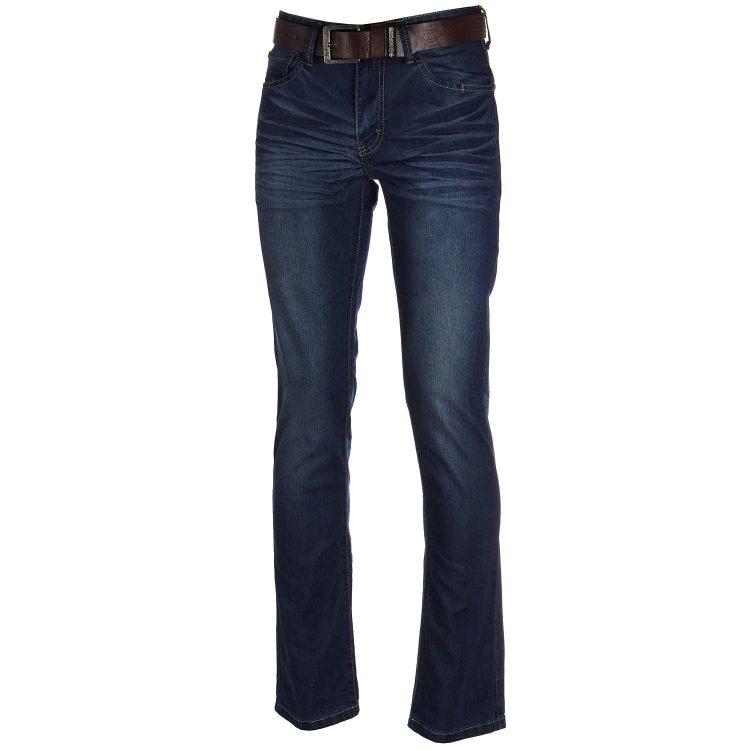 Crosshatch New Farrow Ser55 Jeans M ( CH2B108288M1-BLU )