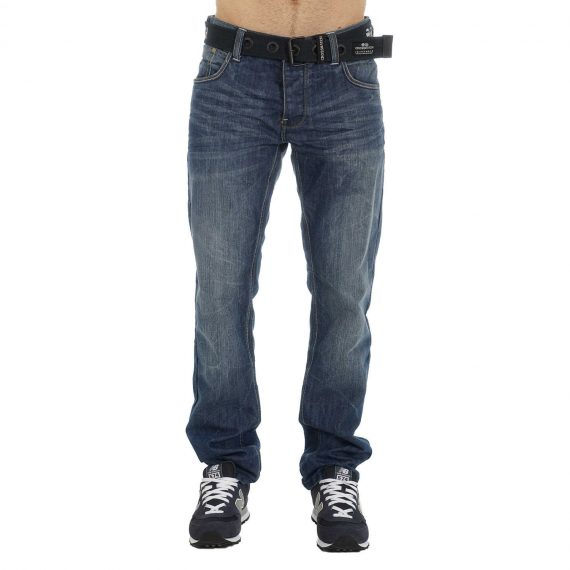Crosshatch Techno Jeans M ( CH2B108292S1-BLU )