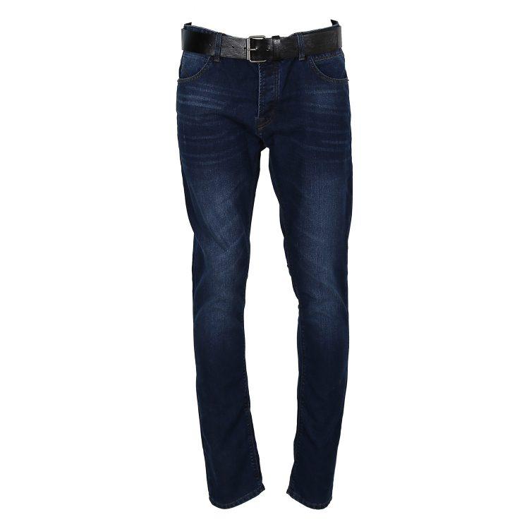 Crosshatch Wayne Slim Fit Jeans M ( CH2B109158MW-BLU )