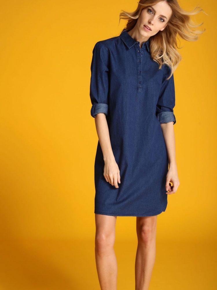 TOP SECRET top secret τζιν φορεμα