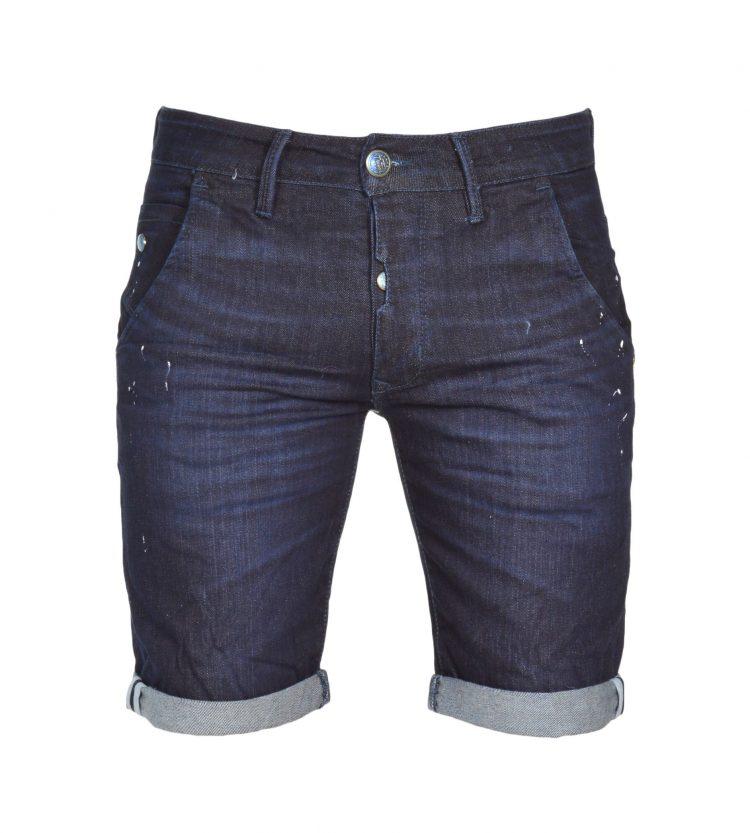 Ανδρική jean βερμούδα TRESOR 451015