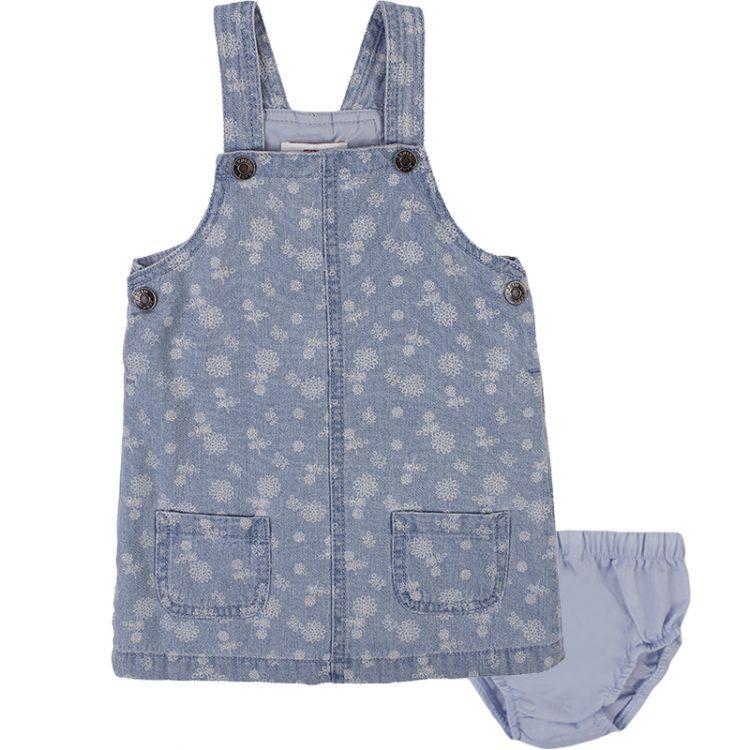 Φόρεμα τζιν (Κορίτσι 9 μηνών-2 ετών) 00241146
