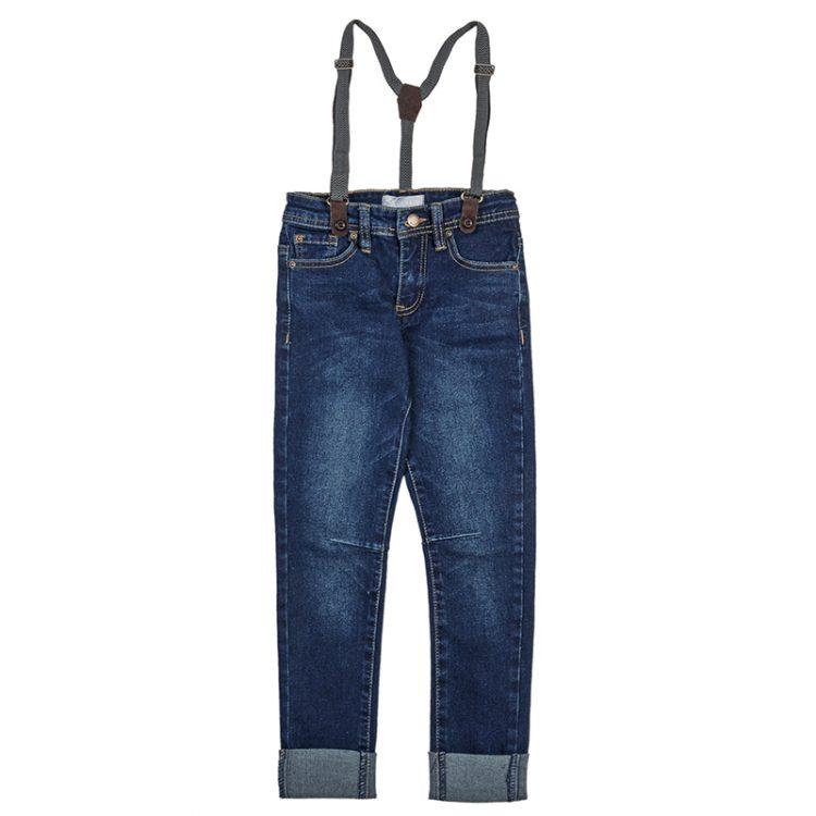 Παντελόνι τζιν (Αγόρι 4-16 ετών) 00912660