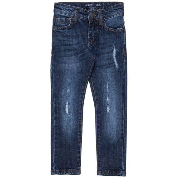 Παντελόνι τζιν (Αγόρι 4-14 ετών) 00912760