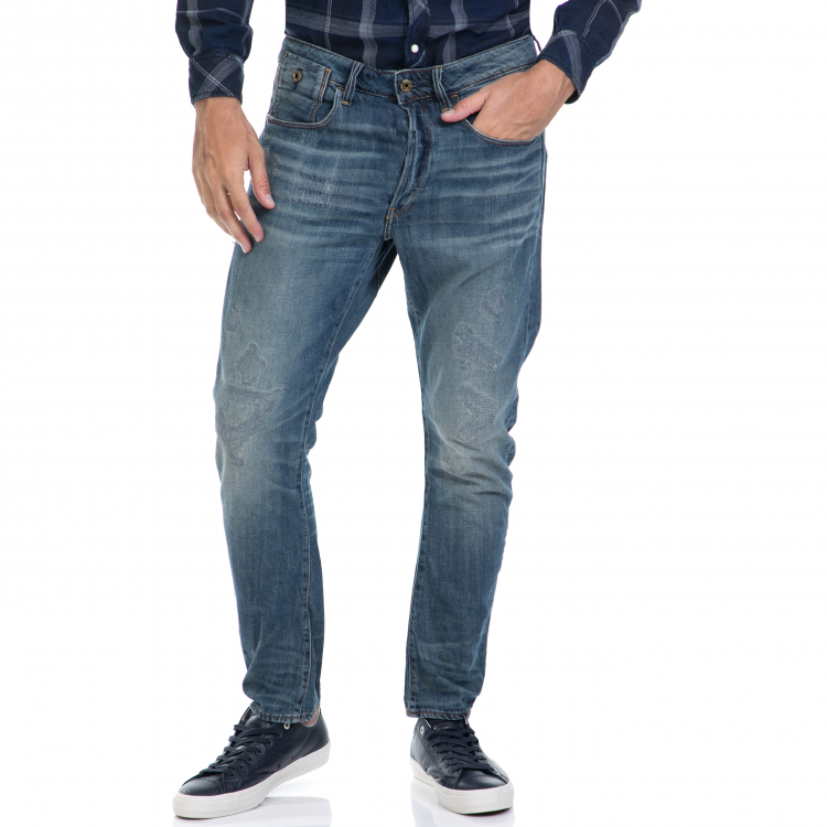 G-STAR RAW - Αντρικό τζιν παντελόνι G-STAR RAW μπλε