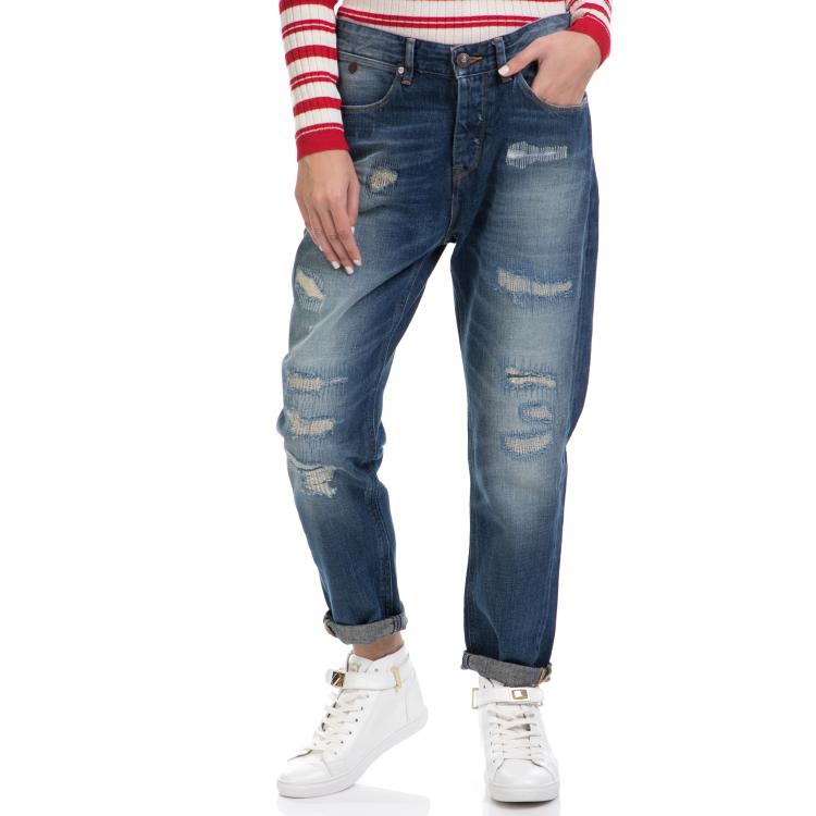 MAISON SCOTCH - Γυναικείο παντελόνι L'Adorable - Double MAISON SCOTCH μπλε
