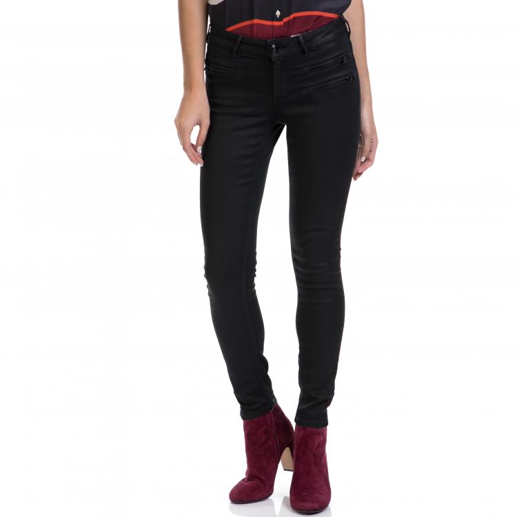 MAISON SCOTCH - Γυναικείο παντελόνι Seasonal Skinny - Stag MAISON SCOTCH μαύρο