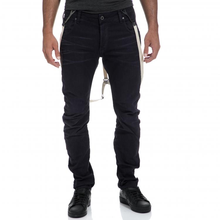 G-STAR RAW - Αντρικό τζιν παντελόνι G-STAR RAW μαύρο-μπλε