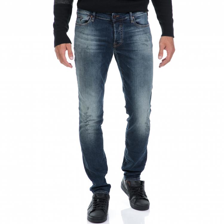 GUESS - Αντρικό τζιν παντελόνι GUESS μπλε