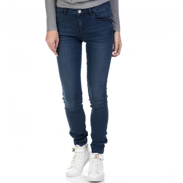 GUESS - Γυναικείο παντελόνι GUESS μπλε