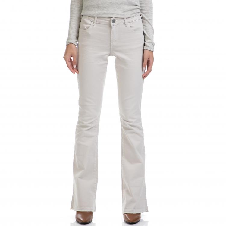 MAISON SCOTCH - Γυναικείο παντελόνι JONI MAISON SCOTCH εκρού