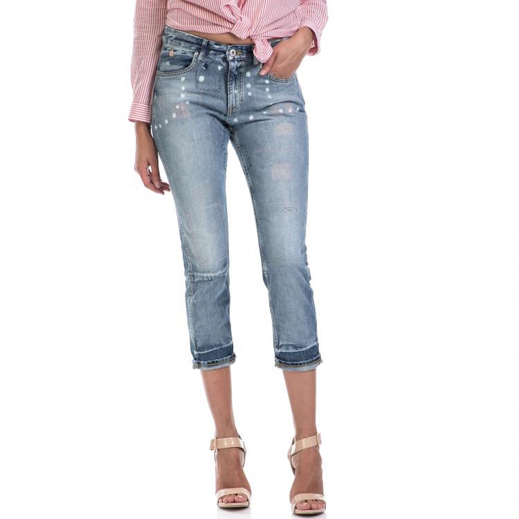 MAISON SCOTCH - Γυναικείο παντελόνι Bandit - Happy Bash MAISON SCOTCH μπλε