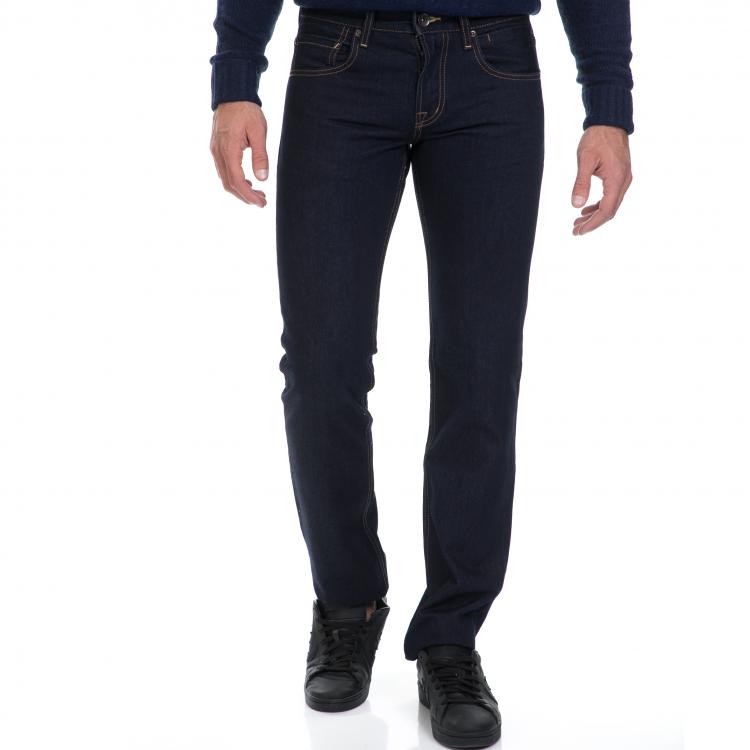 QUICKSILVER - Ανδρικό τζιν παντελόνι SEQUEL RINSE QUICKSILVER μπλε