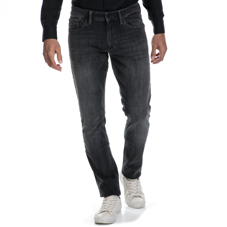 CALVIN KLEIN JEANS - Ανδρικό τζιν παντελόνι CALVIN KLEIN JEANS γκρι