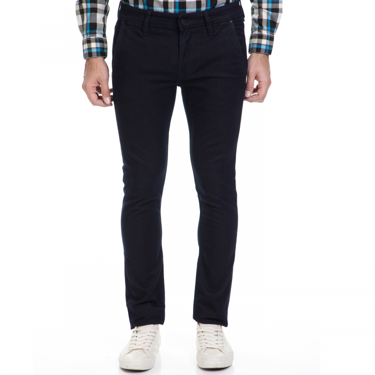 GUESS - Ανδρικό τζιν παντελόνι ADAM GUESS μπλε