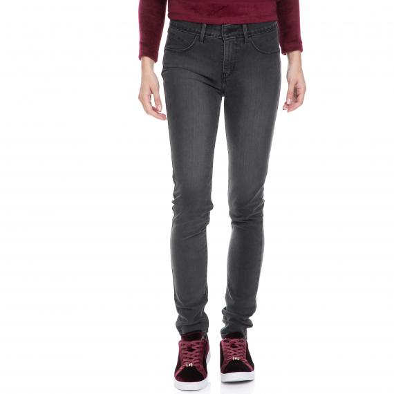LEVI'S - Γυναικείο τζιν παντελόνι REVEL DC SKINNY LEVI'S γκρι