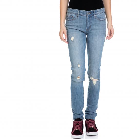 LEVI'S - Γυναικείο τζιν παντελόνι 711 SKINNY LEVI'S μπλε