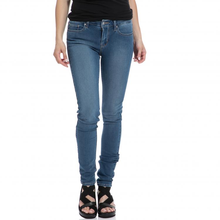LEVI'S - Γυναικείο παντελόνι LEVI'S 711 τζιν